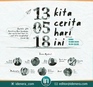 Refleksi Daring 2 tahun Bom Surabaya